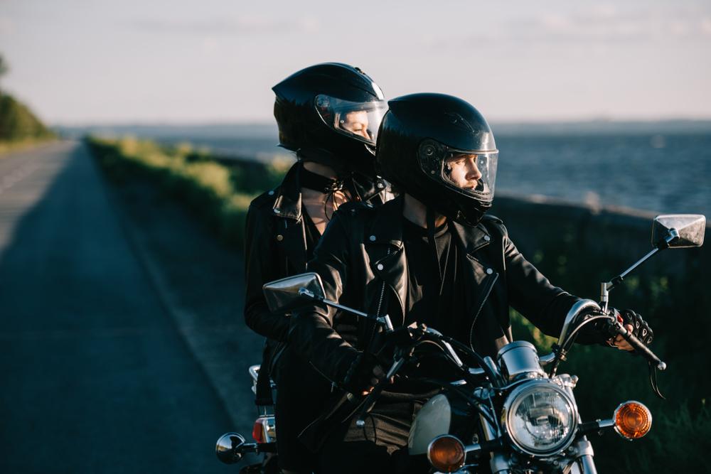 virée en moto